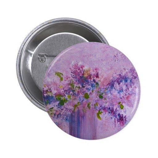 Floral Bouquet Button