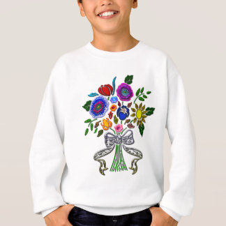 Floral Bouquet Sweatshirt
