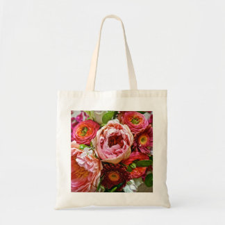 Floral bouquet, Tote Bag