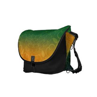 Floral Brazil Design Messenger Bags