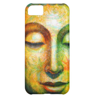 Floral Buddha Meditation iPhone 5 Case