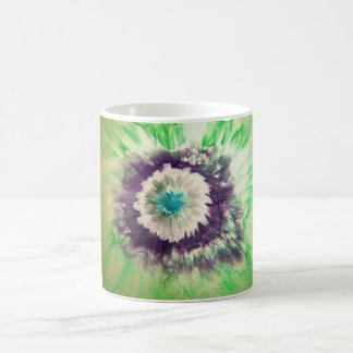 Floral Burst Coffee Mug