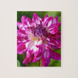 Floral Burst Jigsaw Puzzle