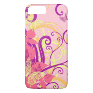 Floral Butterfly iPhone Case 6s