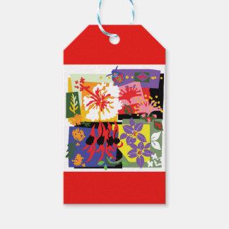 Floral Celebration - Gift tags