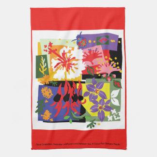 Floral Celebration - Kitchen towel