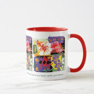 Floral Celebration - Mug