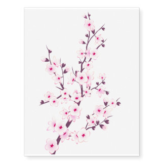Floral Cherry Blossoms