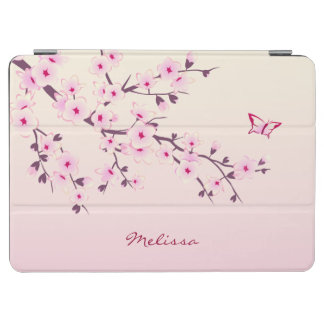 Floral Cherry Blossoms iPad Air Cover