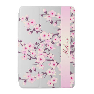 Floral Cherry Blossoms iPad Mini Cover