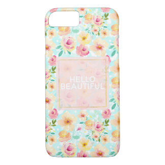 Floral Chic iPhone 8/7 Case