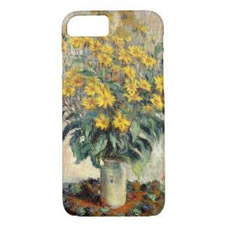Floral Claude Monet Jerusalem Artichoke Cool Art iPhone 8/7 Case