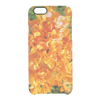 floral collection. Cyprus Clear iPhone 6/6S Case