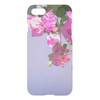 floral collection. lilac iPhone 7 case