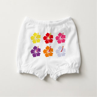 Floral Collection Nappy Cover