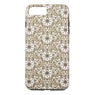 Floral Cream Lace ~ iPhone 8 Plus/7 Plus Case