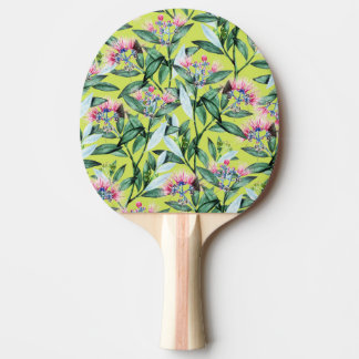 Floral Cure Ping Pong Paddle