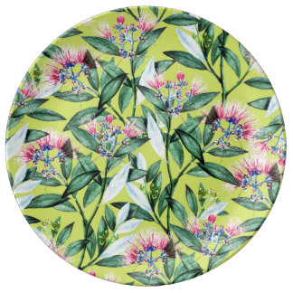 Floral Cure Plate