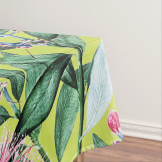 Floral Cure Tablecloth