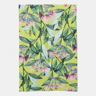 Floral Cure Tea Towel