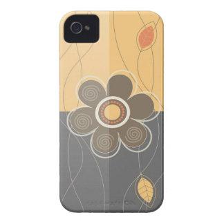 Floral Decor Case-Mate iPhone 4 Case