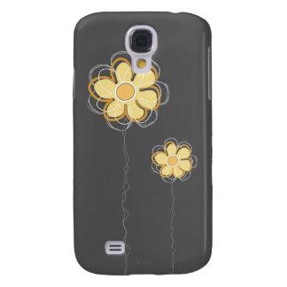 Floral Decor Galaxy S4 Cover