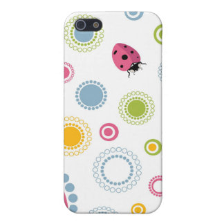 Floral Decor i iPhone 5/5S Covers