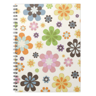 Floral Decor Notebook