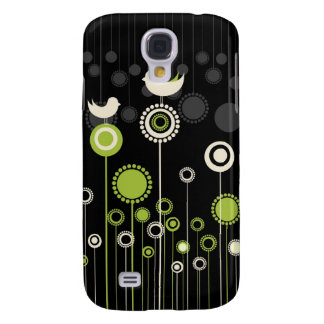 Floral Decor Samsung Galaxy S4 Covers