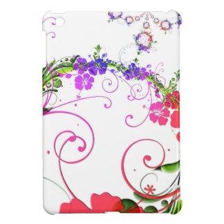 Floral Design 02 Case For The iPad Mini