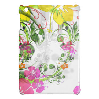 Floral Design 03 iPad Mini Covers