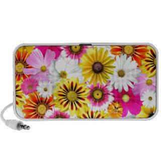 Floral Design 06 iPhone Speakers