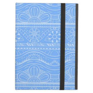 Floral design cover for iPad air