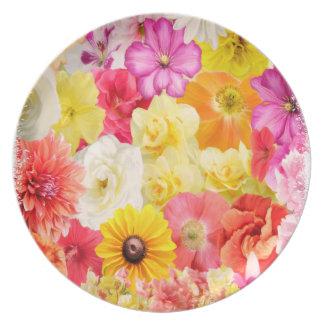 Floral Design Day - Appreciation Day Plate