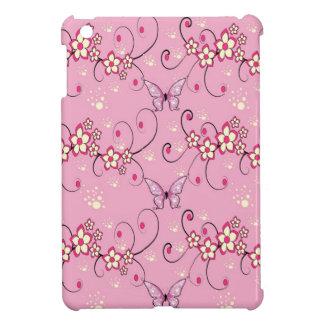 floral design iPad mini case