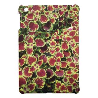 Floral design iPad mini cases