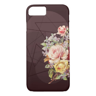 Floral Design iPhone 8/7 Case
