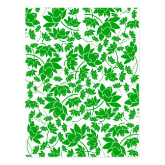 floral design.jpgLeafs natural Green Trees Earth Postcard