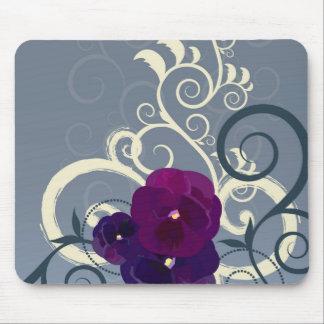 Floral Design Mousepads