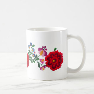 Floral Design Mug