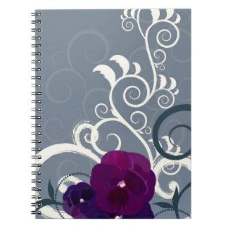 Floral Design Note Book