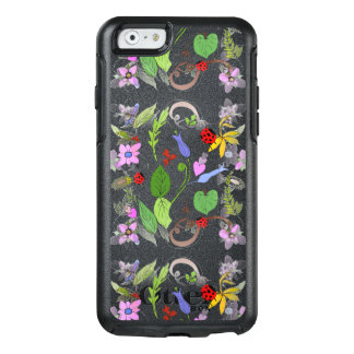 Floral Design on Otterbox Case for the iPhone 6/6s