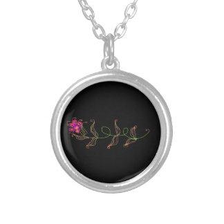 Floral Design Pendant
