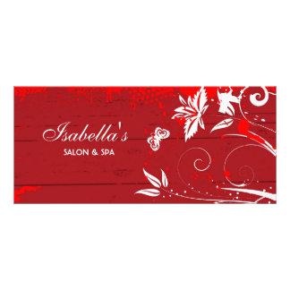 Floral Design Rack Card