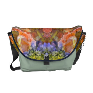 Floral Dream Messenger Bag