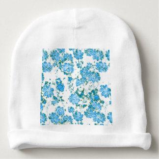 floral dreams 12 E Baby Beanie