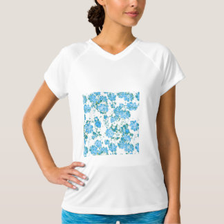 floral dreams 12 E T-Shirt