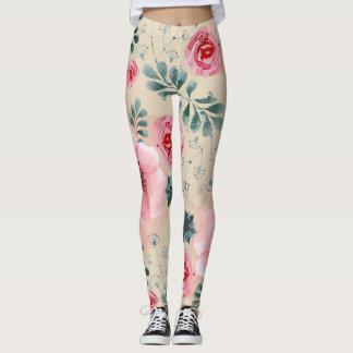 Floral Dreams Leggings