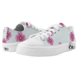 Floral dreams Pattern Printed Shoes