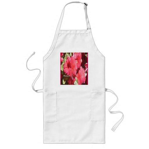 Floral Essence    Apron